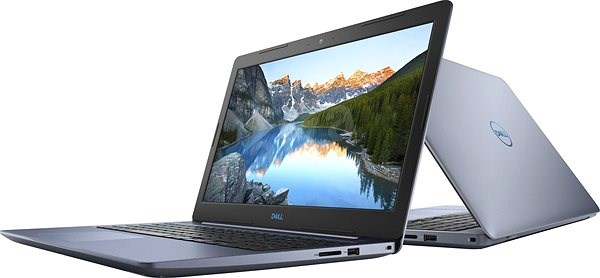 Dell G3 15 Gaming (3579) blue - Gaming Laptop