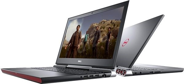 Dell Inspiron 15 (7567) Gaming Black - Gaming Laptop | Alza co uk
