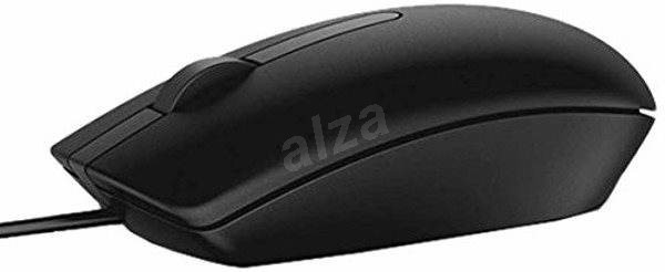 Dell MS 116 Black - Mouse