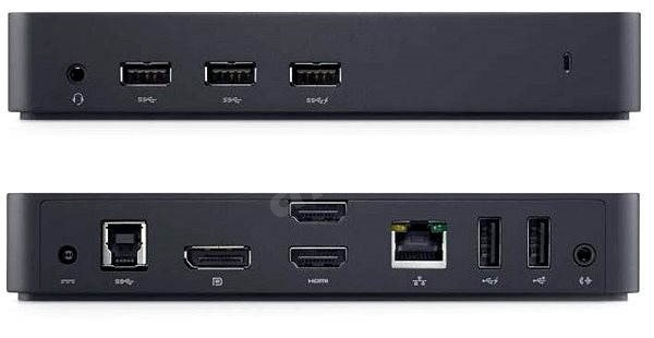 Dell D3100 USB 3.0 - Port Replicator