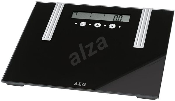 AEG PW 5571 FA - Bathroom scales