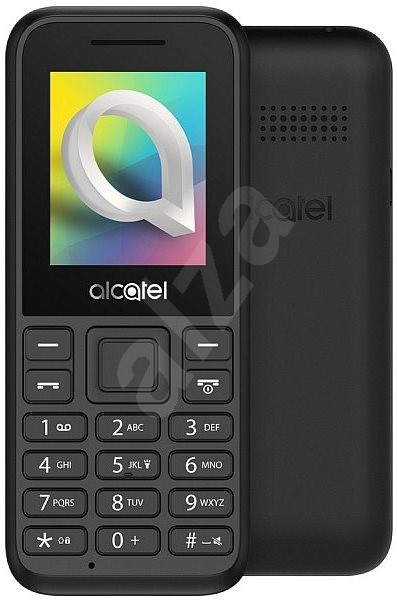 ALCATEL 1066G Black - Mobile Phone