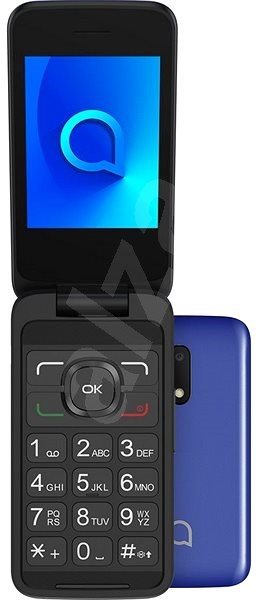Alcatel 3025X Blue - Mobile Phone