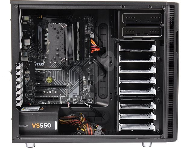 Alza Individual Office i7 SSD - Gaming PC