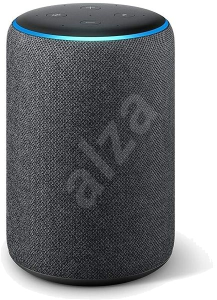 Amazon Echo Plus 2nd Generation Charcoal - Voice Assistant