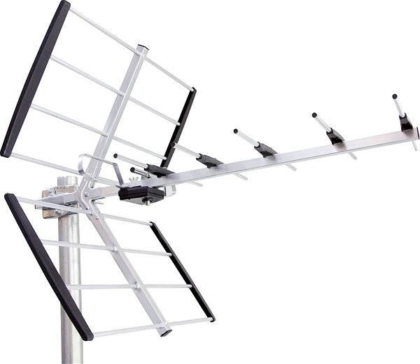 Maximum 15A UHF active LTE Ready - TV Antenna