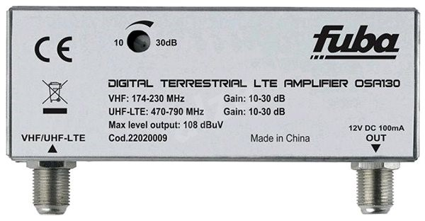 Fuba OSA 130 LTE - Amplifier