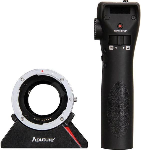 Aputure Remote Controlled DEC Adapter (E-mount) - Remote Control