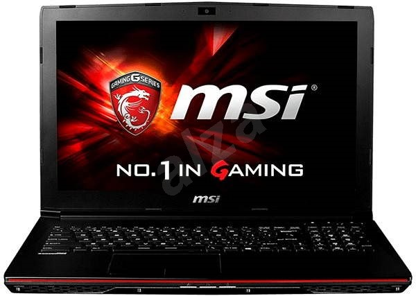 MSI Gaming GP62 2QE(Leopard Pro)-235XFR - Notebook