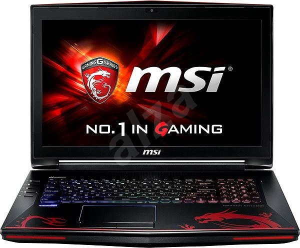 MSI Gaming GT72 2QE(Dominator Pro Dragon Edition)-1603FR - Notebook