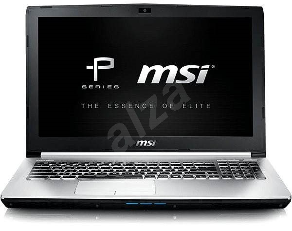 MSI Prestige PE60 6QE-690BE - Notebook