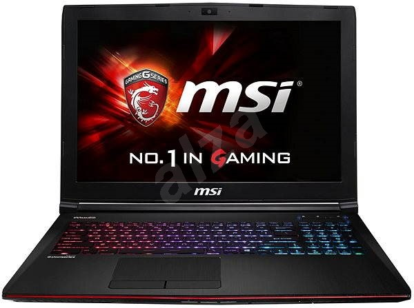 MSI Gaming GE62 2QC(Apache)-426IT - Notebook