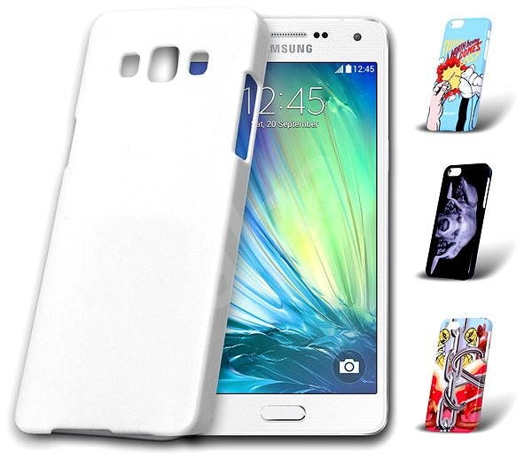 Skinzone customised design Snap for Samsung Galaxy A5 - Protective case in MyStyle