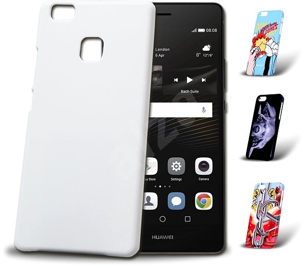 Skinzone cutom style Snap for Huawei P10 - Protective case in MyStyle