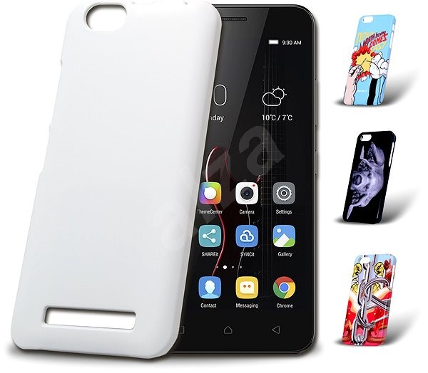 Skinzone customised design Snap for Lenovo A6010 - Protective case in MyStyle