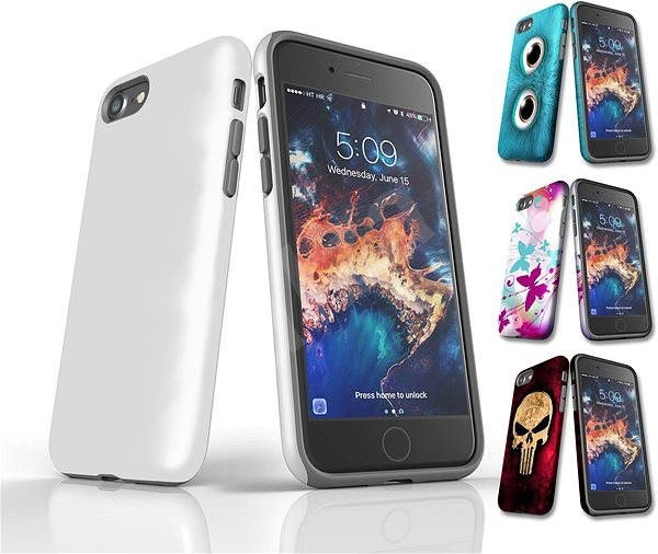 Skinzone Tough Protective Case for iPhone 7 - Protective case in MyStyle