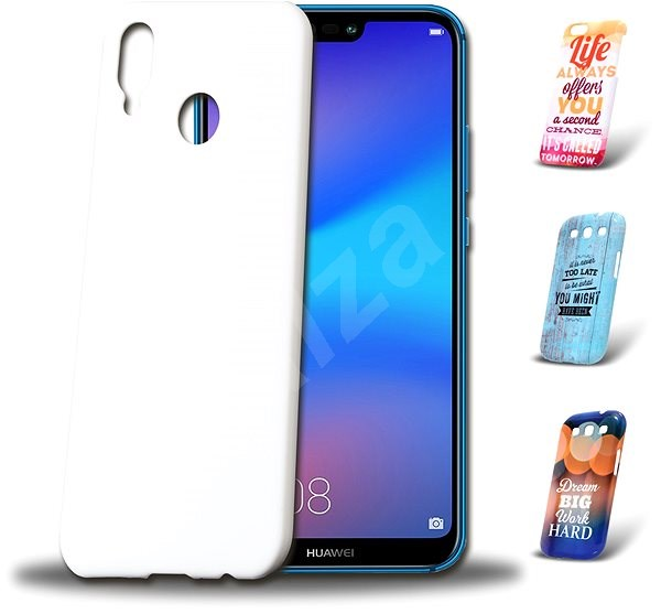 wholesale dealer 446e5 160f5 Skinzone Personalised Snap Cover for HUAWEI P20 Lite