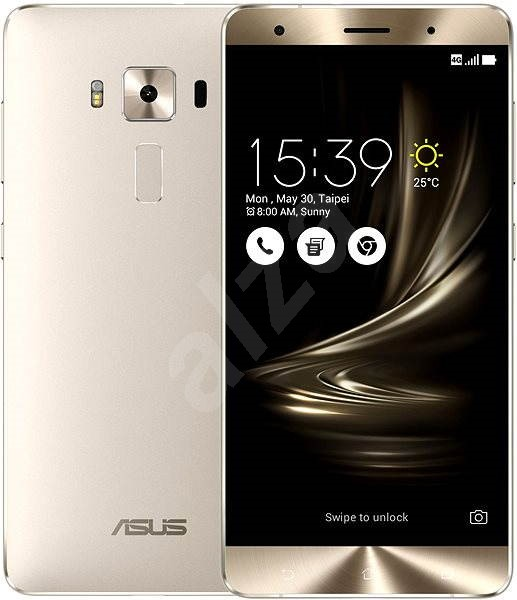 ASUS ZenFone 3 Deluxe 64GB Silver  - Mobile Phone