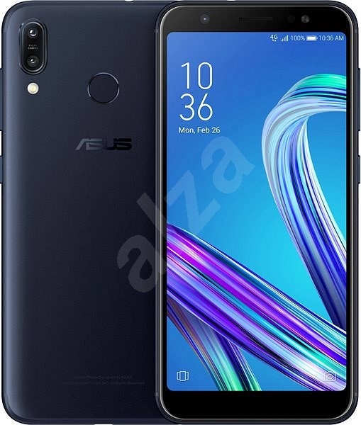 Asus Zenfone Max M1 Black - Mobile Phone