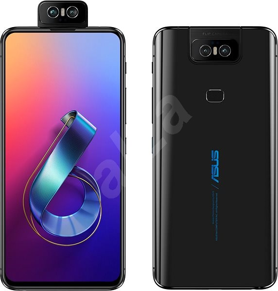 Asus Zenfone 6 ZS630KL 64GB Black - Mobile Phone