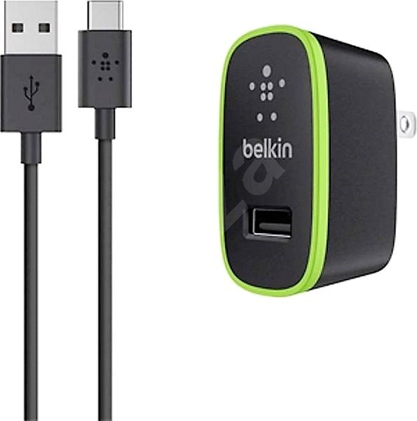 Belkin F7U001vf06 + USB-C cable - Charger