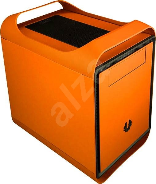 BITFENIX Prodigy M Orange  - PC Case