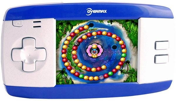 OverMax OV-PLAYER Blue - Game Console