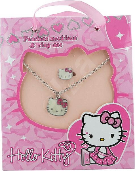 HELLO KITTY Jewel 52203279 - Jewellery Gift Set