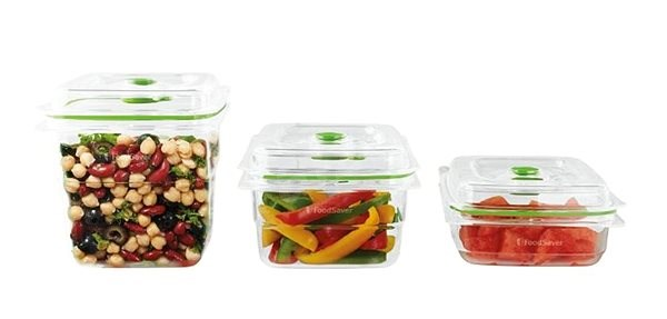 Bionaire Fresh FoodSaver FFC020X - Food Container Set