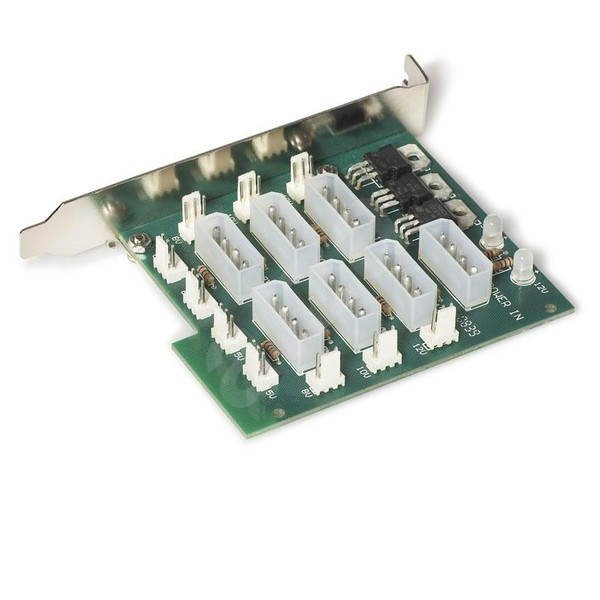 Expansion card for power FRACTAL Power Splitter - Accessories