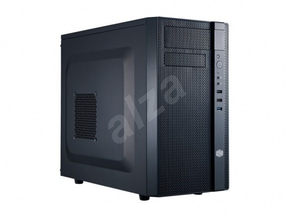 Cooler Master N200 + 400W B400 - PC Case