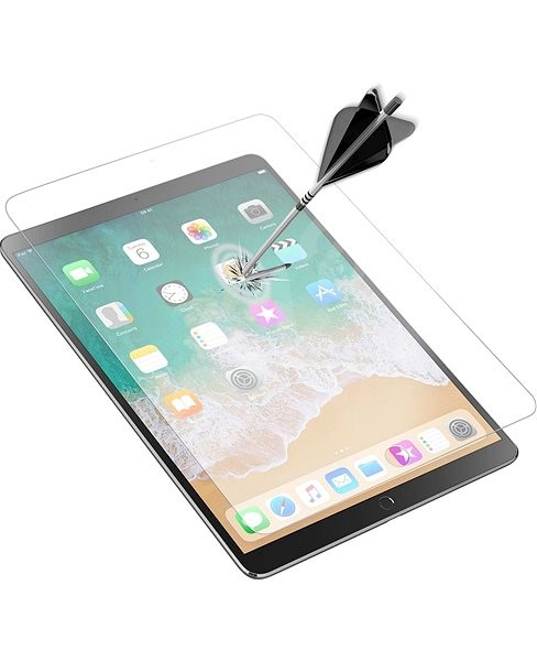 """CellularLine GLASS for Apple iPad Pro 12.9 """"(2017) - Glass protector"""