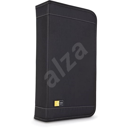 CASE LOGIC CDW64 Black - CD/DVD Case