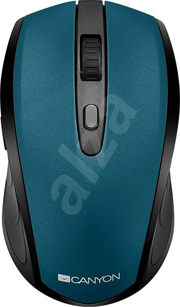 c44d2ace2f4 Canyon Bluetooth/Wireless Optical Mouse Green - Mouse | Alza.co.uk
