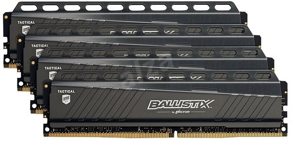 Crucial 64GB KIT DDR4 3000MHz CL15 Ballistix Tactical - System Memory