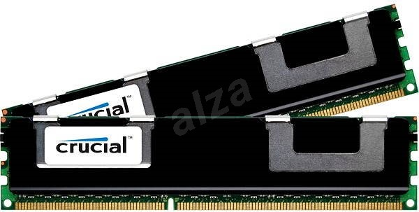 Crucial 8 GB KIT DDR3 1600MHz CL11 ECC Registered  - System Memory