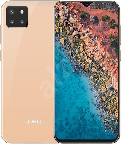 Cubot X20 Pro Gold - Mobile Phone