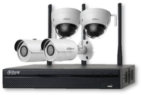 DAHUA KIT-4C IN-W - IP Camera
