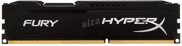 Kingston 4 GB DDR3L 1600MHz CL10 HyperX Fury Black Series - System Memory