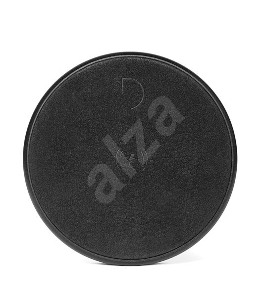 Decoded Leather Qi Wireless Charger Black - Charger