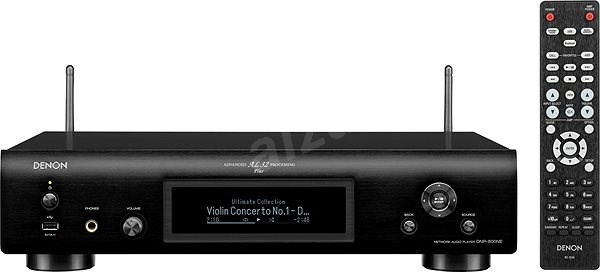 DENON DNP-800NE Black - Network Player