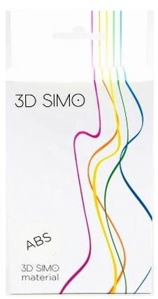 3Dsimo ABS 5 strings over 2.5 meters - Set