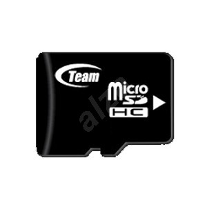 TEAM Micro Secure Digital (Micro SD) 16GB Class 2 - Memory Card