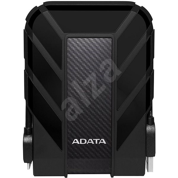 Adata HD710P 2TB Black - External Hard Drive
