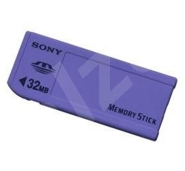 Memory Stick 32 MB - Memory Card