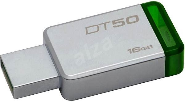 Kingston DataTraveler 50 16GB - USB Flash Drive