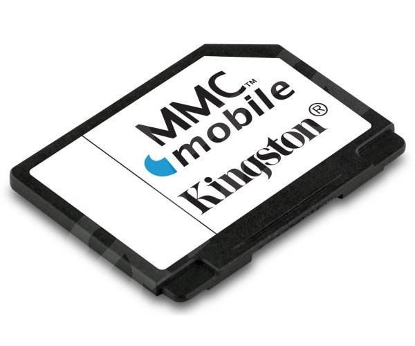 Kingston Reduced Size MMCmobile MultiMedia Card 2GB Dual Voltage - Memory Card