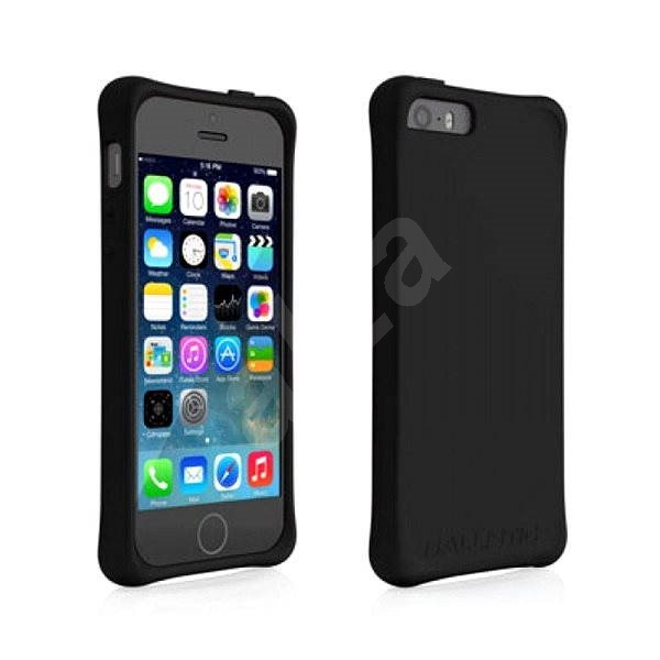 Ballistic Jewel iPhone 5 Matte Black - Mobile Phone Case