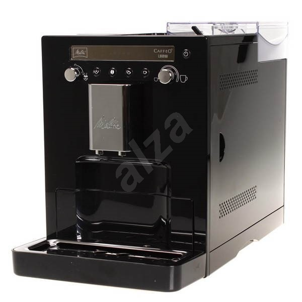 Espresso Machine Melitta Caffeo Lounge Black Alza Uk