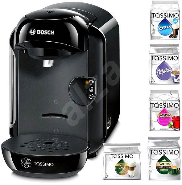 Set TAS1202 Tassimo coffee maker with a 50% discount + 5